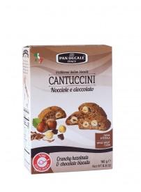 קנטוצ׳יני לוז ושוקולד