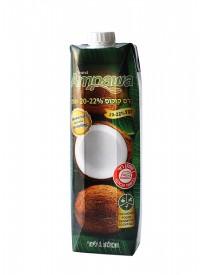 קרם קוקוס 20-22%