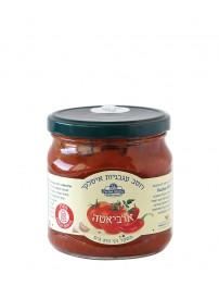 רוטב עגבניות ארביאטה